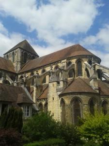 La Bihoree Cathedrale St Pierre Lisieux exterieur