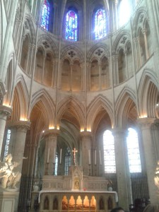La Bihoree CathedraleSt Pierre Lisieux coeur