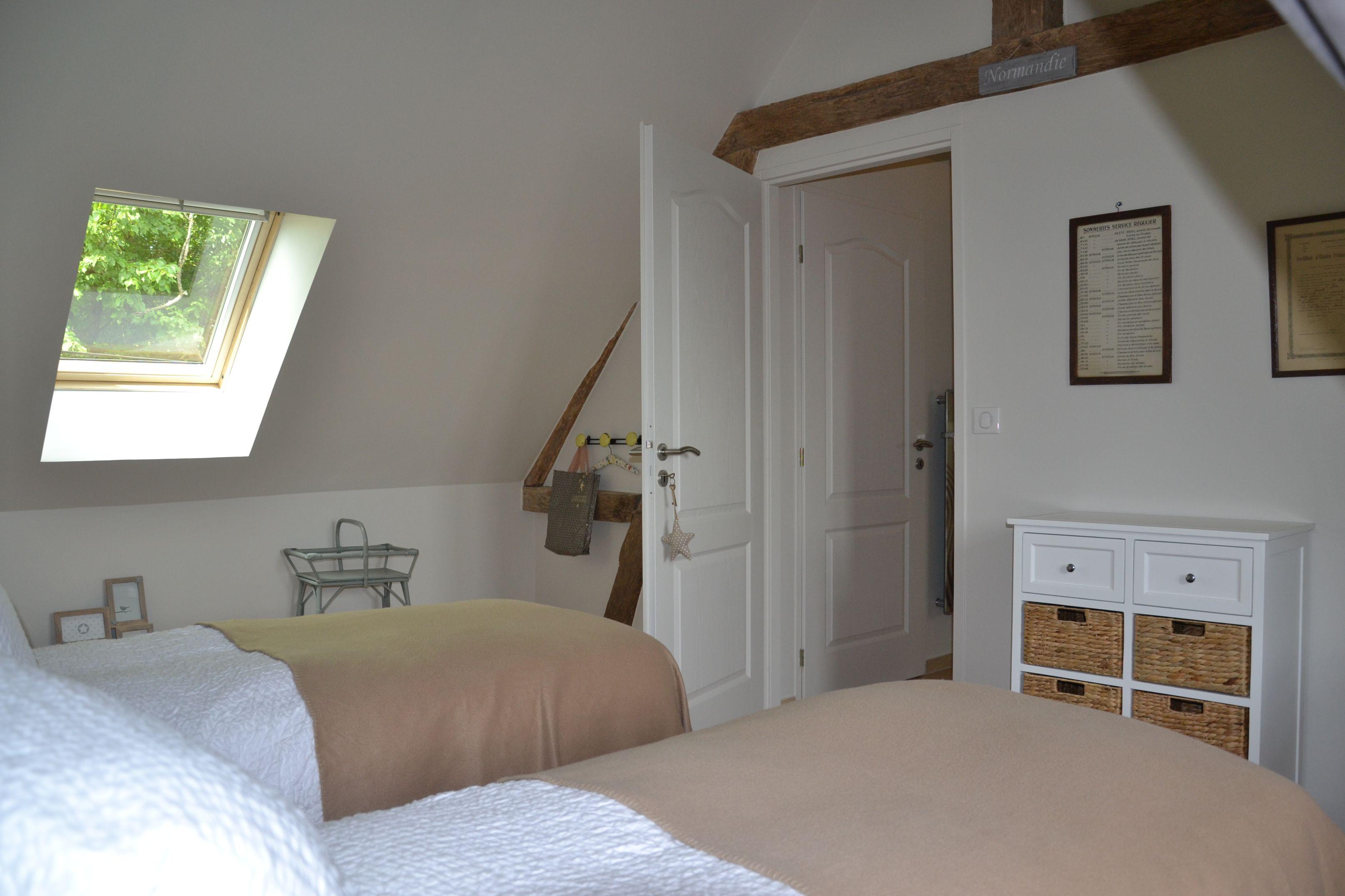 2 chambres d hotes de charme  Saint Jean de Livet pr¨s de Lisieux