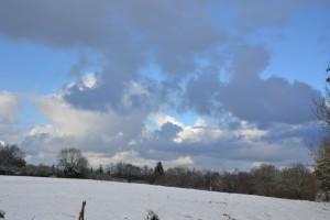 la bihoree paysages sous la neige pf