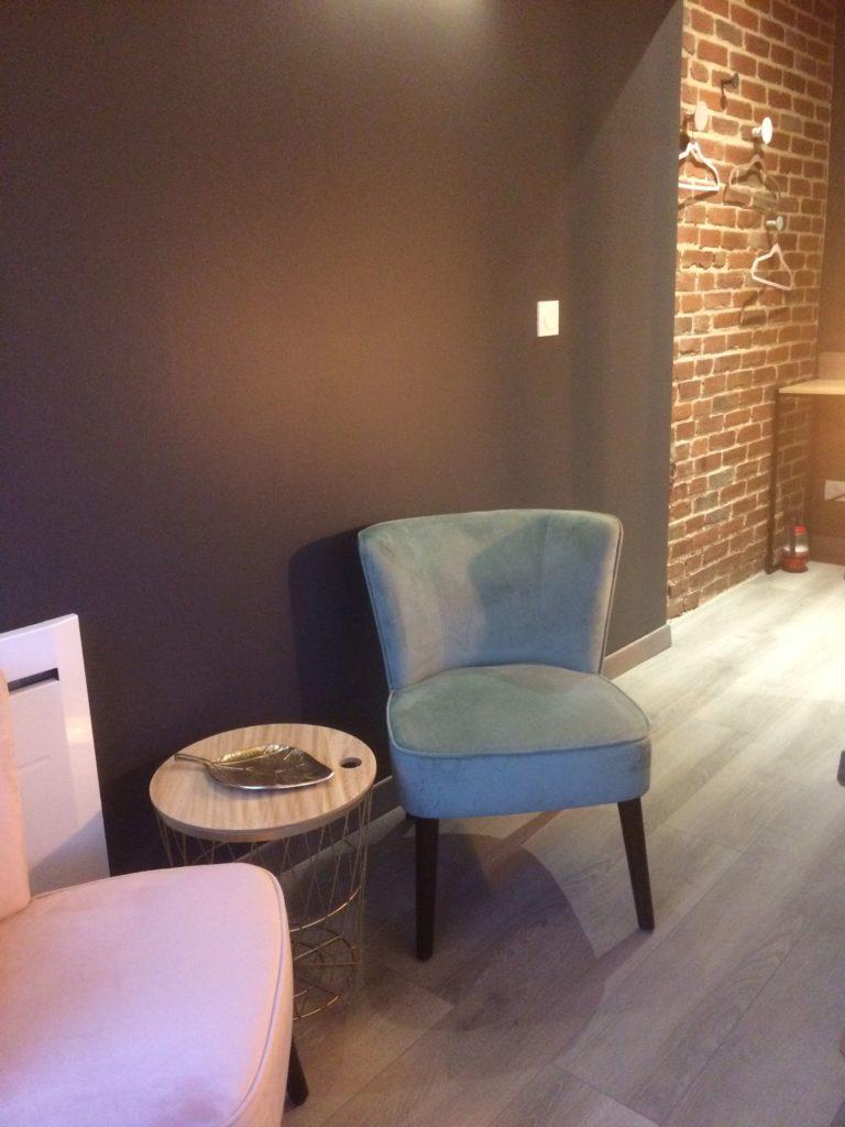 Coin Chambre Dans Petit Salon chambre nuit | la bihorée
